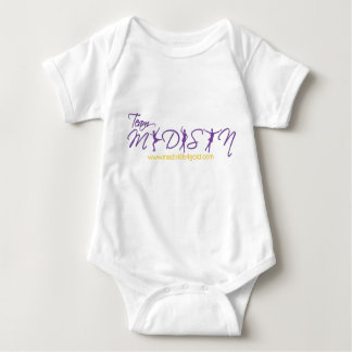 Team Madi Baby Bodysuit