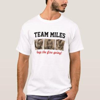 Team Miles T-Shirt