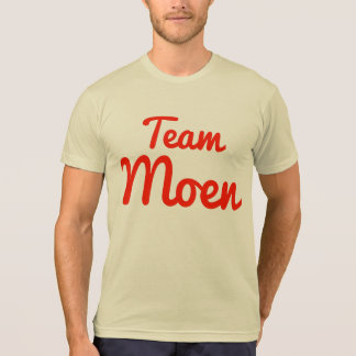 Team Moen Tshirts