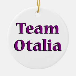 Team Otalia Ornament