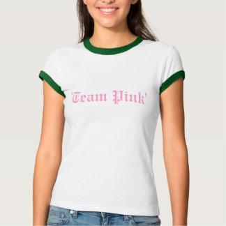 'Team Pink' T-Shirt