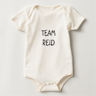 TEAM REID BABY BODYSUIT