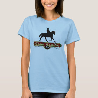 TEAM WALTERS dressage T-Shirt