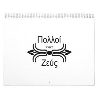 Team Zeus-Ancient Greek Calendars
