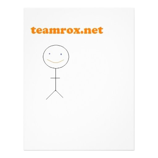 teamrox.net custom flyer
