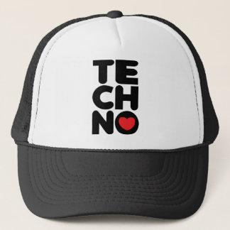 Techno Tower Trucker Hat