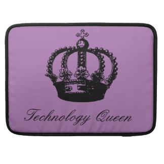 Technology Queen MacBook Pro Sleeve