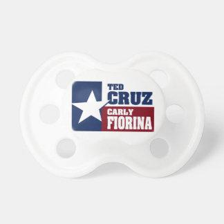 Ted Cruz and Carly Fiorina 2016 Dummy