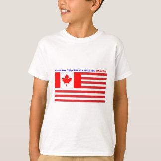 ted cruz for canada transparent.png T-Shirt