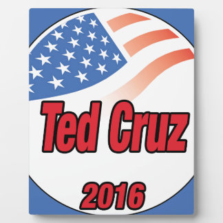 Ted Cruz for president in 2016 Plaque