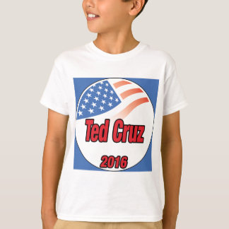 Ted Cruz for president in 2016 T-Shirt