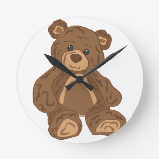 Teddy Bear Clocks