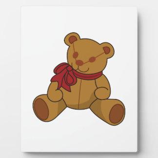 Teddy Bear Display Plaques