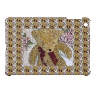 Teddy Bear iPad Mini Cover