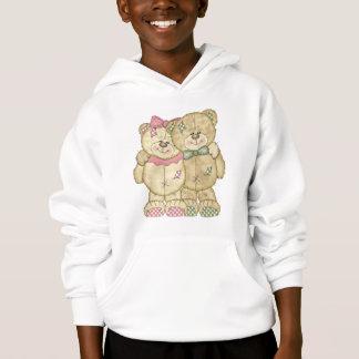 Teddy Bear Pair - Original Colors