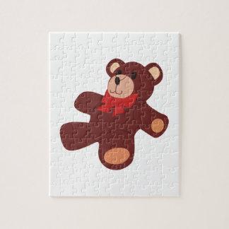Teddy Bear Puzzles