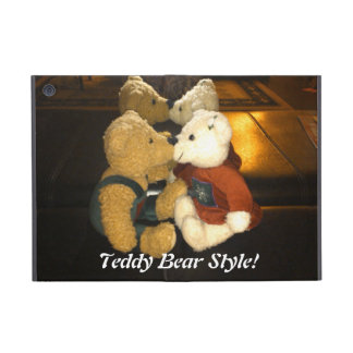 Teddy Bear Style! Cases For iPad Mini