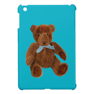 Teddy Bear Watercolour Painting Case For The iPad Mini