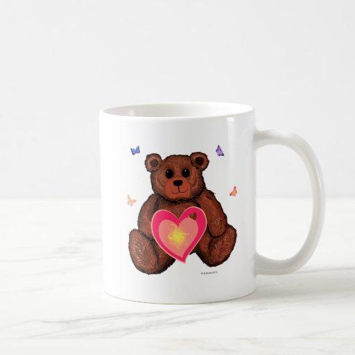 Teddy Bear Young at Heart Mug