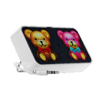 TEDDY BEARS MP3 SPEAKERS