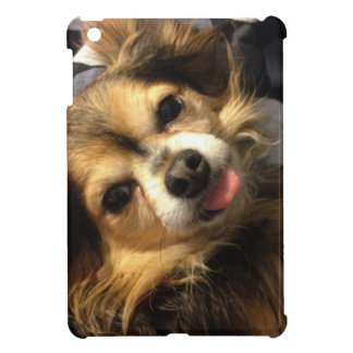 Teddy wants you to be happy! iPad mini case