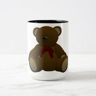 Teddybär Tee Tassen