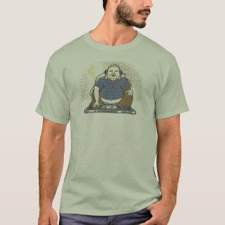 TEE001 DJ BUDDHA T-Shirt