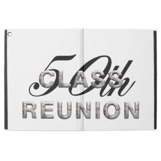 "TEE 50th Class Reunion iPad Pro 12.9"" Case"
