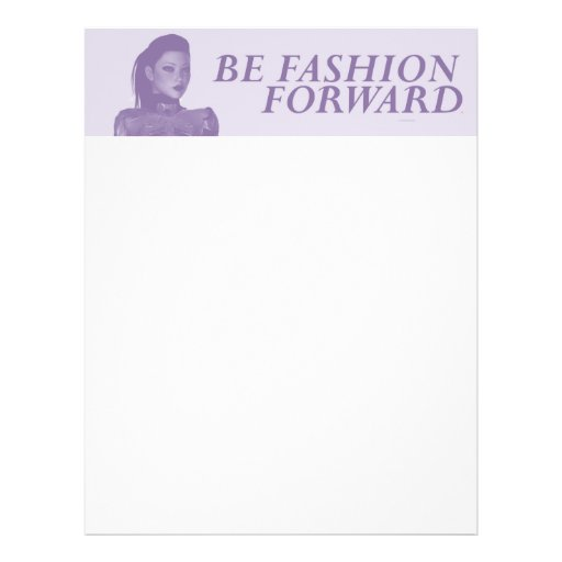 TEE Be Fashion Forward Full Color Flyer