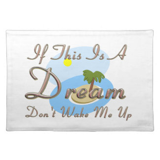 TEE Dream Island Placemat