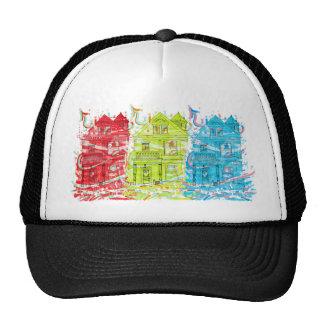 tee housing cap
