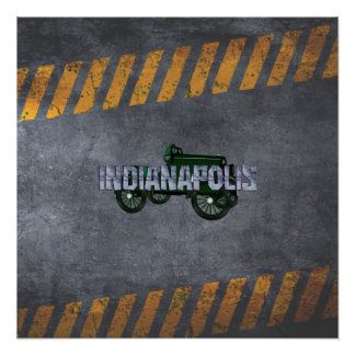 TEE Indianapolis Poster