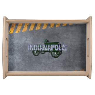 TEE Indianapolis Serving Tray