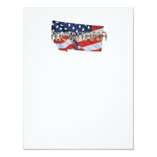 TEE Montana Patriot Card
