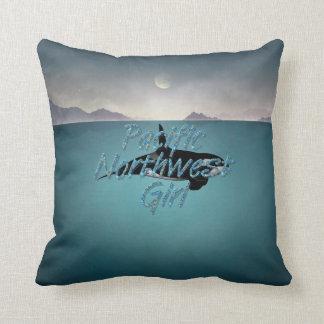 TEE Pacific Northwest Girl Cushion