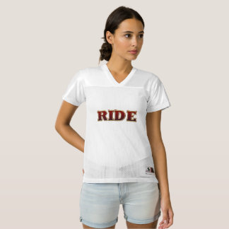 TEE Ride Women's Football Jersey