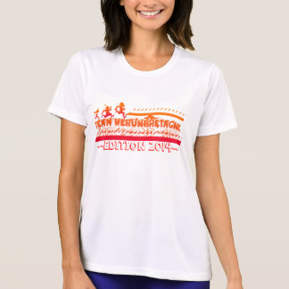 Tee-shirt microfibres Performance for women T-Shirt