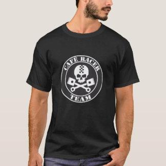 Tee-shirt motor bike coffee TEAM racer T-Shirt