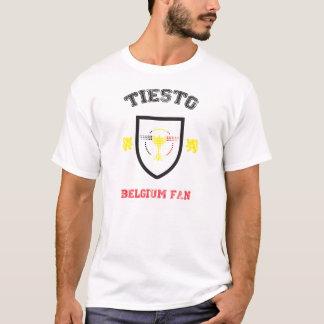 Tee-shirt Tiësto Belgium Fan 2014 T-Shirt