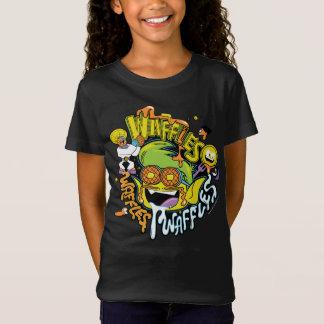 Teen Titans Go! | Beast Boy Waffles T-Shirt