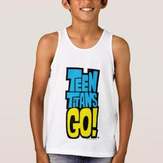 Teen Titans Go! | Logo Singlet