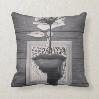 """TeeVeeArt Collage Polyester Throw Pillow 16"""" x 16"""""""
