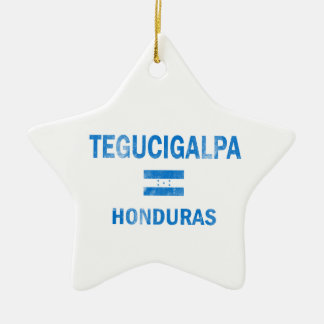 Tegucigalpa Honduras Designs Christmas Ornament
