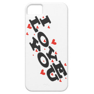 Tell someone you love them - Customisable Case For The iPhone 5