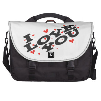 Tell someone you love them - Customisable Laptop Computer Bag