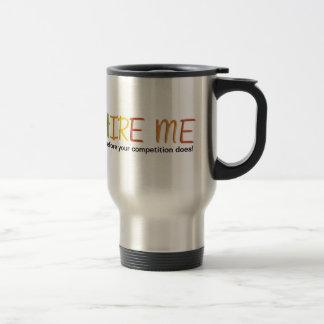 Tell the Business World You Love Work Coffee Mug