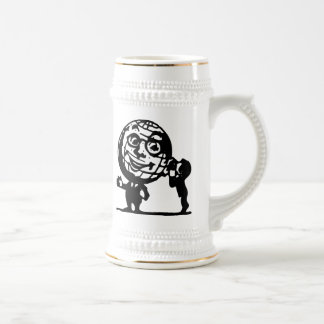Tell the World Beer Steins