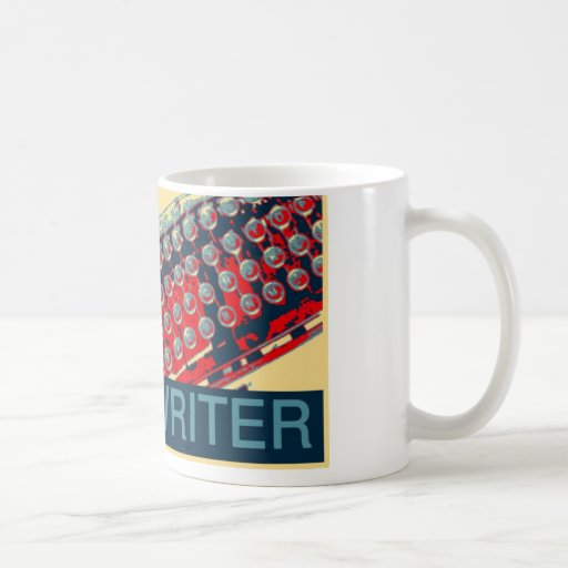 Tell the world who you are - Writer Coffee Mugs