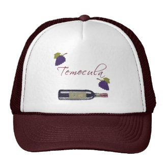 Temecula California Hats