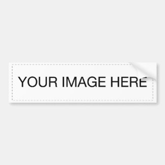 template blank special deals trending personalized bumper sticker
